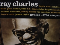 """Ray Charles, Genius Loves Company - 180 Gram - Double LP"" - Product Image"