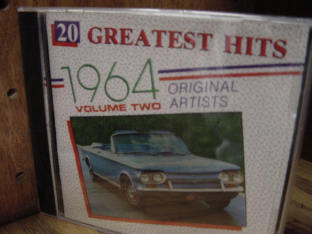 """20 Greatest Hits of 1964 (Various Artists)"" - Product Image"