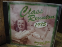 """Class Reunion 1975 (Great Hits of 1975, Various Artists)"" - Product Image"