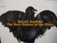 """""""Billy Hawks, The New Genius Of The Blues"""" - Product Image"""
