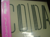 """""""Led Zeppelin, Coda - Japanese Replica LP in a CD (with OBI Sash)"""" - Product Image"""