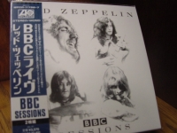 """Led Zeppelin, BBC Sessions - Japanese LP Replica in a CD - 2 CDs (with OBI Sash)"" - Product Image"