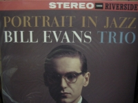 """Bill Evans Trio,  Portrait In Jazz (2 LPs #d)- CURRENTLY OUT OF STOCK"" - Product Image"
