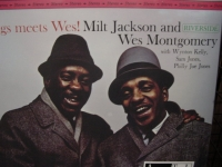 """""""Milt Jackson and Wes Montgomery, Bags Meets Wes! (2LPs, Low #138)"""" - Product Image"""