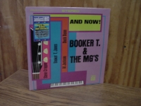 """Booker T & the MG's, And Now!"" - Product Image"