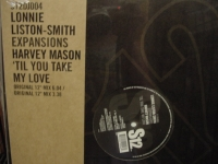 """""""Lonnie Liston-Smith, Expansions / Harvey Mason, 'Til You Take My Love"""" - Product Image"""
