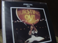 """Jethro Tull, Bursting Out: Live"" - Product Image"