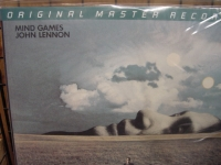 """John Lennon, Mind Games - Factory Sealed MFSL LP - 180 Gram"" - Product Image"