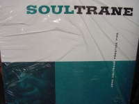 """John Coltrane, Soultrane - 180 Gram - CURRENTLY SOLD OUT"" - Product Image"