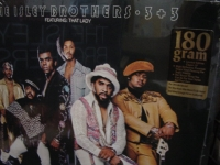 """The Isley Brothers, 3 + 3 (Featuring That Lady) (Gatefold - 180 Gram)"" - Product Image"
