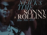 """Sonny Rollins, Newk's Time"" - Product Image"