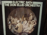 """""""The Don Ellis Orchestra, Electric Bath"""" - Product Image"""