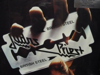 """Judas Priest, British Steel (160 Gram Vinyl)"" - Product Image"