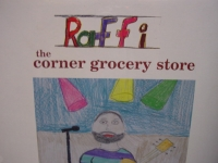 """""""Raffi, The Corner Grocery Store"""" - Product Image"""