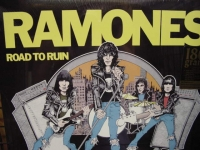 """The Ramones, Road To Ruin"" - Product Image"