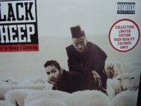 """""""Black Sheep, A Wolf In Sheep's Clothing (White Vinyl)"""" - Product Image"""