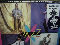 """""""Dazz Band, Wild And Free"""" - Product Image"""