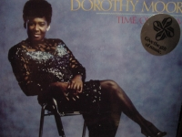 """Dorothy Moore, Time Out For Me"" - Product Image"