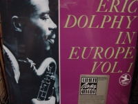 """""""Eric Dolphy, In Europe"""" - Product Image"""