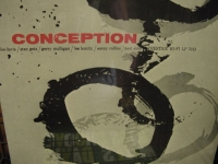 """Stan Getz, Conception - CURRENTLY SOLD OUT"" - Product Image"