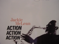 """""""Jackie McLean, Action"""" - Product Image"""