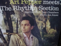 """""""Art Pepper, Meets The Rhythm Section"""" - Product Image"""