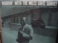 """""""Miles Davis, Workin 180 Gram - CURRENTLY OUT OF STOCK"""" - Product Image"""