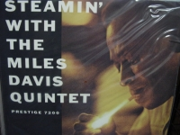 """""""Miles Davis, Steamin"""" - Product Image"""