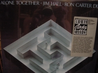 """Jim Hall, Alone Together"" - Product Image"