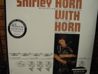 """Shirley Horn,  With Horns - Four 180 Gram 45 Speed LPs"" - Product Image"