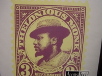 """Thelonius Monk, The Unique #140"" - Product Image"