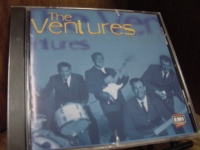"""The Ventures, The Ventures Hits"" - Product Image"