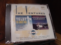 """The Ventures, Play Telstar/ Ventures In Space"" - Product Image"