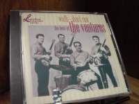 """The Ventures, The Best Of: Walk Don't Run"" - Product Image"