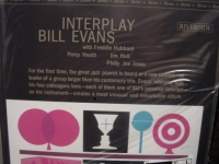"""""""Bill Evans, Interplay"""" - Product Image"""