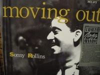 """Sonny Rollins, Moving Out"" - Product Image"
