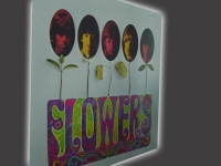 """""""The Rolling Stones, Flowers - CURRENTLY SOLD OUT"""" - Product Image"""