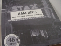 """""""Isaac Hayes, Best Of #83 - 45 speed 180 Gram"""" - Product Image"""