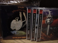 """""""Van Der Graaf Generator, The Least We Can Do Is Wave To Each Other -  OBI 3 CD Box Set"""" - Product Image"""
