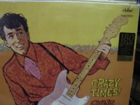 """Gene Vincent, Crazy Times"" - Product Image"