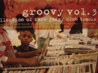 """""""Groove Collectioim of Rare Jazz Vol. 3"""" - Product Image"""