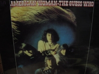 """The Guess Who, American Woman - 180 Gram"" - Product Image"
