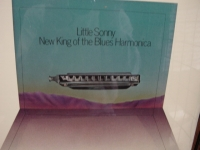 """Little Sonny, New King of the Blues Harmonica"" - Product Image"