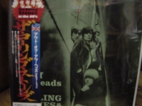 """""""The Rolling Stones, Out Of Our Heads UK Tracks OBI"""" - Product Image"""