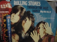 """""""The Rolling Stones, Through The Past Darkly OBI"""" - Product Image"""