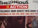 """Thelonious Monk, In Action"" - Product Image"