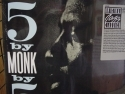 """Thelonious Monk, 5 By Monk By 5 - CURRENTLY SOLD OUT"" - Product Image"