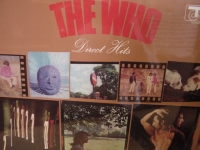 """The Who, Direct Hits - 200 Gram LP - Mono LP with Poster"" - Product Image"