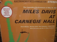 """Miles Davis, At Carnegie Hall"" - Product Image"