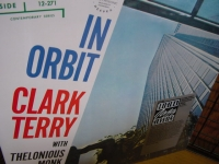 """""""Clark Terry with Thelonious Monk, In Orbit"""" - Product Image"""